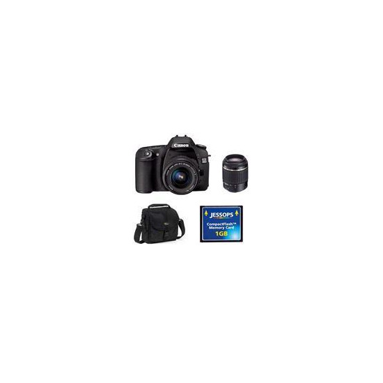 Canon EOS 30D Jessops Recommended Kit