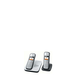 Siemens Gigaset C385 Duo Digital Cordless Telephone Reviews