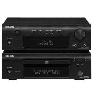 Photo of Denon DF107DAB+ Without Speakers HiFi System