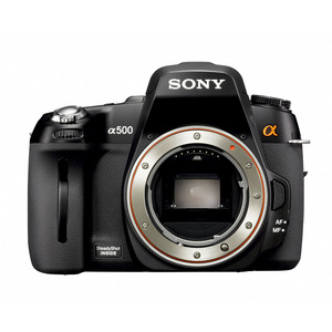 Photo of Sony Alpha DSLR-A500 (Body Only) Digital Camera