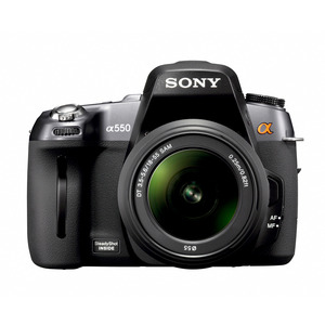 Photo of Sony Alpha DSLR-A550L With 18-55MM Lens Digital Camera