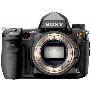 Photo of Sony Alpha DSLR-A850 (Body Only) Digital Camera