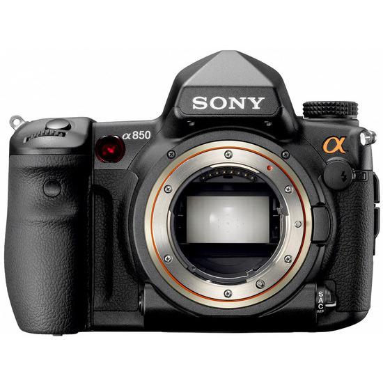 Sony Alpha DSLR-A850 (Body Only)