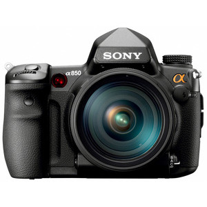 Photo of Sony Alpha DSLR-A850Q With 18-70MM Lens Digital Camera