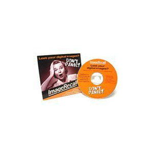 Photo of Image Recall Digital Image Recovery Software V 4 Software