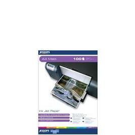 Jessops INKJET Paper A4 Double Sided Matt 100 Sheets Reviews