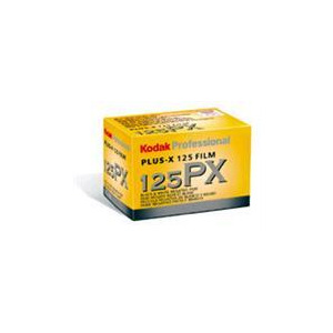 Photo of PLUS-X 125 36 Exposure Film Camera Film