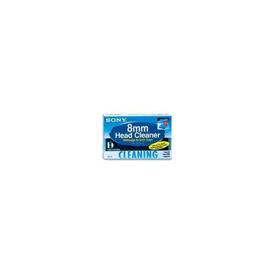 Sony V825CL 8MM HI8 Digital 8 Head Cleaner Tape