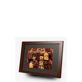Imagin 10 Digital Frame Media Player Cherry Wood Reviews