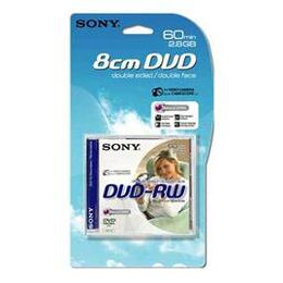 DVD-RW 8cm Rewritable Double Sided Disc DMW60-BT Reviews