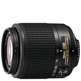 Nikon 55-200mm f/4-5.6G ED AF-S DX NIKKOR Reviews
