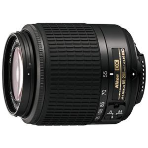 Photo of Nikon 55-200MM F/4-5.6G ED AF-S DX NIKKOR Lens