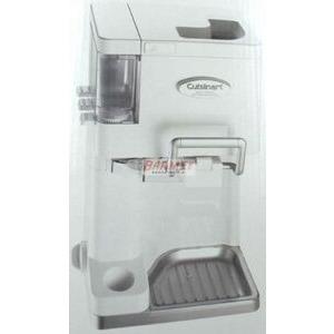 Photo of Cuisinart ICE45U Soft Ice Cream Dispenser (White) Ice Cream Maker