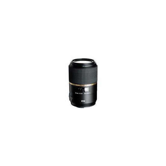 Tamron SP 90mm f/2.Di VC USD Macro Lens