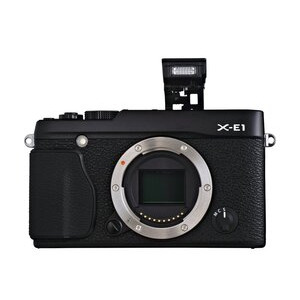 Photo of Fujifilm X-E1 (Body Only) Digital Camera
