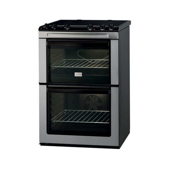 Zanussi ZCV661MX Electric Cooker - Stainless Steel