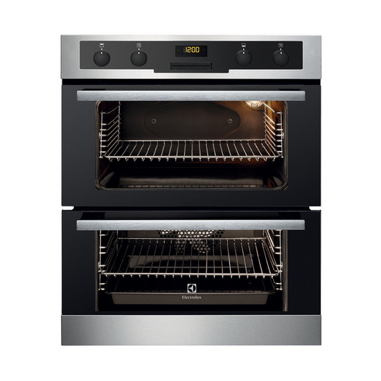 Electrolux EOU5410BOX Electric Built-under Double Oven - Stainless Steel