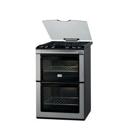 Zanussi ZCG667GX Gas Cooker - Stainless Steel Reviews