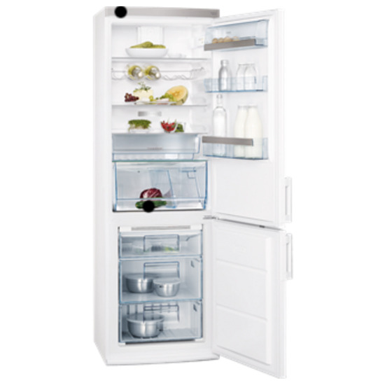 AEG S73400CTW1 Fridge Freezer - White