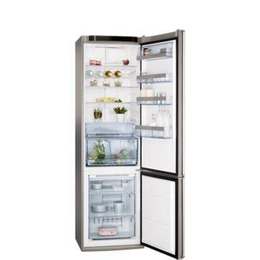 AEG S83600CMM0 Fridge Freezer - Stainless Steel
