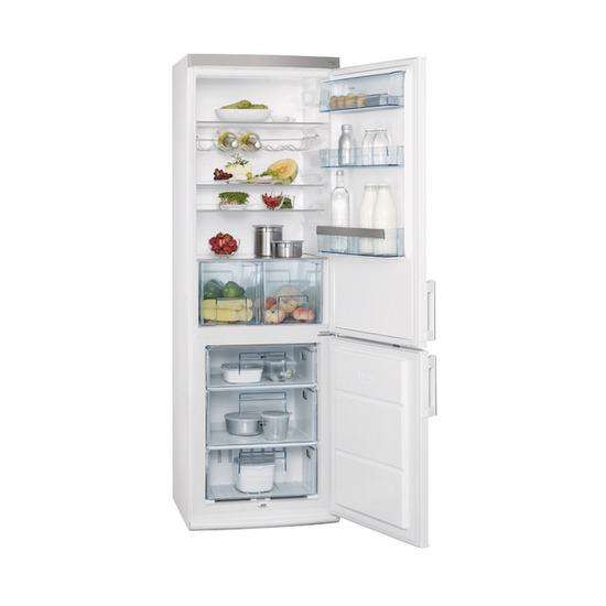 AEG S53600CSW0 Fridge Freezer - White