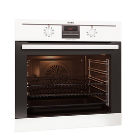 AEG BE3003021W Electric Oven - White Reviews