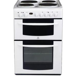 Photo of Indesit KD6E35W Cooker