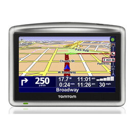 TomTom One XL UK and Ireland Reviews