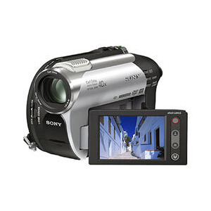 Photo of Sony DCR-DVD109 Camcorder