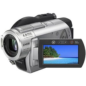 Photo of Sony DCR-DVD406 Camcorder