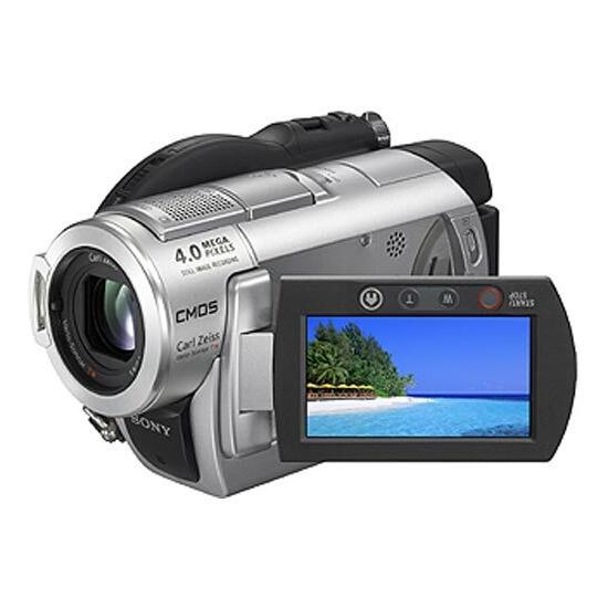 Sony DCR-DVD406