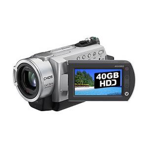 Photo of Sony DCR-SR190 Camcorder