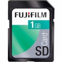 Fuji 1GB SD Reviews
