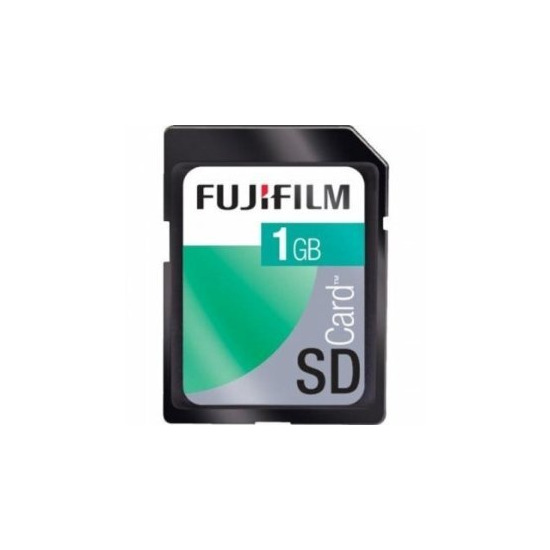 Fuji 1GB SD