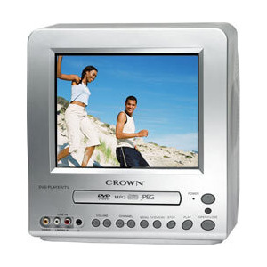 Photo of Crown CTD10DVD Television