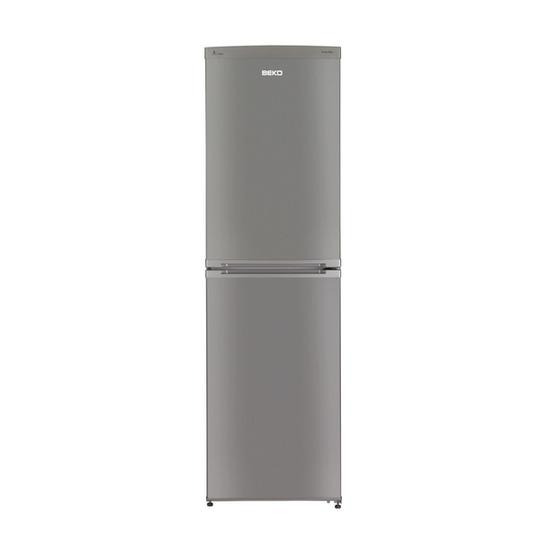 Beko COOL54FS Fridge Freezer - Silver