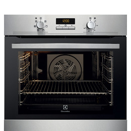 Electrolux EOB3400AOX Electric Oven - Stainless Steel Reviews
