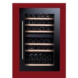 Baumatic BWC885BGL Built-in Wine Cooler - Black