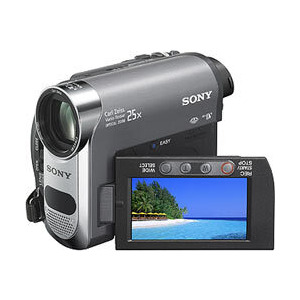 Photo of Sony DCR-HC47 Camcorder