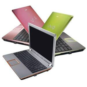 Photo of Sony Vaio VGN-C2M/W Laptop