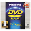 Photo of Panasonic LMAD240-3PACK DVD RAM
