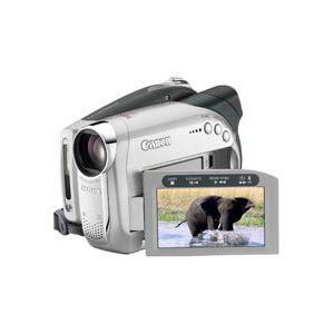 Photo of Canon DC22 Camcorder