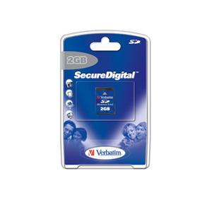 Photo of Verbatim 2GB SD USB Memory Storage