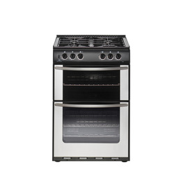 NEW WORLD 55TWLGS LPG Gas Cooker - Stainless Steel Reviews