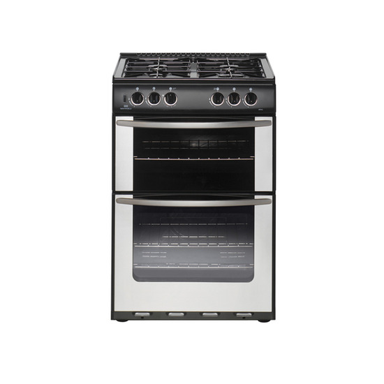 NEW WORLD 55TWLGS LPG Gas Cooker - Stainless Steel