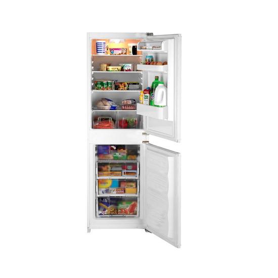 New World IFF50 Integrated Fridge Freezer