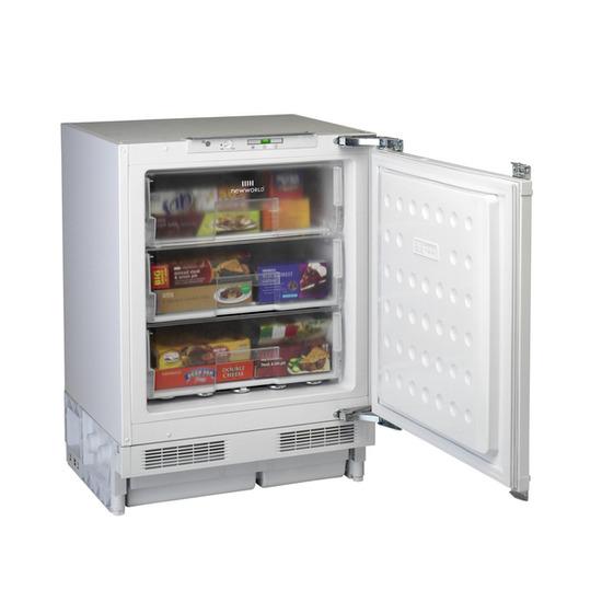 New World NWIFZ800 Integrated Undercounter Freezer