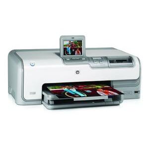 Photo of Hewlett Packard PhotoSmart D7360 Printer