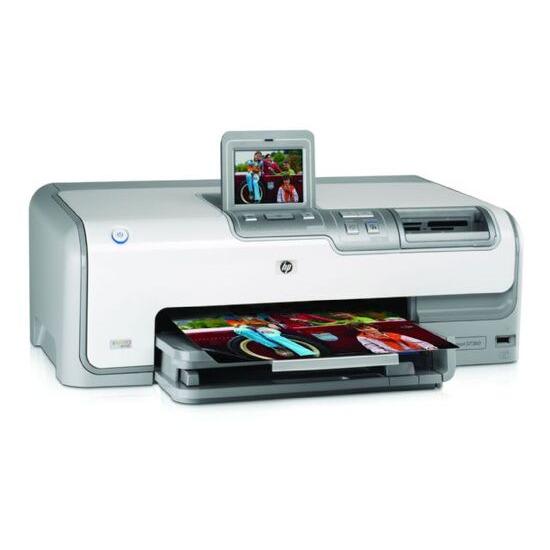 Hewlett Packard PhotoSmart D7360