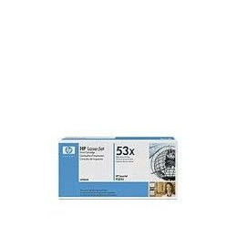 HP Black Toner Cartridge, Q7553X Reviews